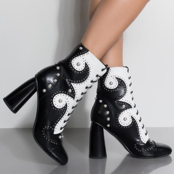 4c07197aa26e Akira • Azalea Wang Booties • Boots